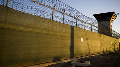 Guantanamo Bay.(AFP Photo / Jim Watson)