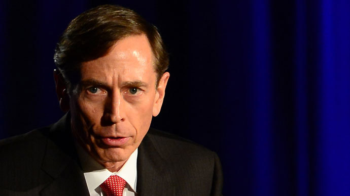 Former CIA director David Petraeus.( AFP Photo / Frederic J. Brown)