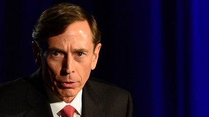 Former CIA director David Petraeus.( AFP Photo / Frederic J. Brown)