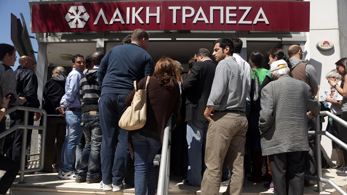 Cyprus 'defaulted' on debt – Moody's