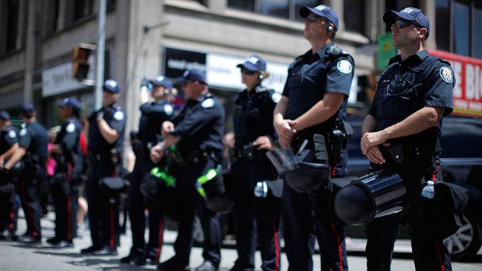 Canadian police foil 'al-Qaeda-inspired' terror attack plot