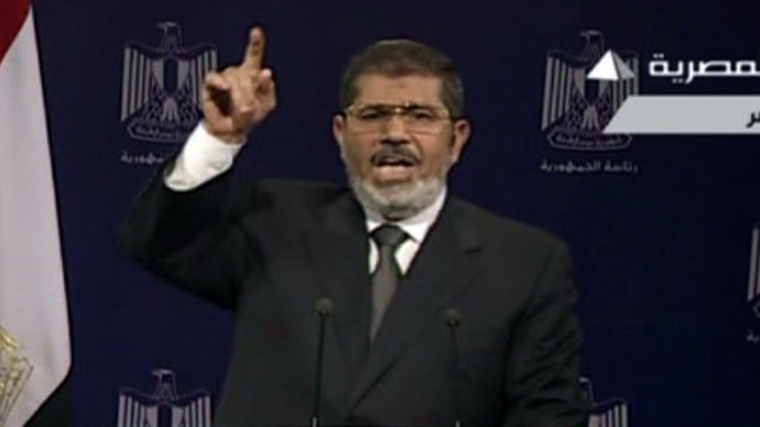 Morsi refuses to resign, meditates on 'legitimacy' in address as unrest continues