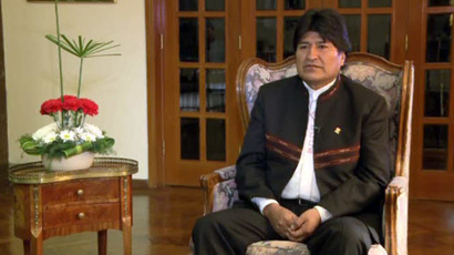 Spain publicly apologizes to Bolivia over President Morales' plane blockade