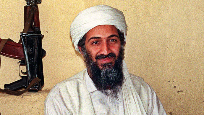 Ossama Bin Ladin (AFP Photo)