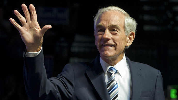 Ron Paul (AFP Photo / Mladen Antonov)