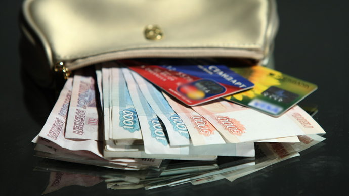 Over $45 billion in 'suspicious transactions' left Russia in 2013