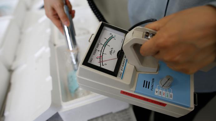 Radioactive cesium level soars 90-fold at Fukushima in just 3 days