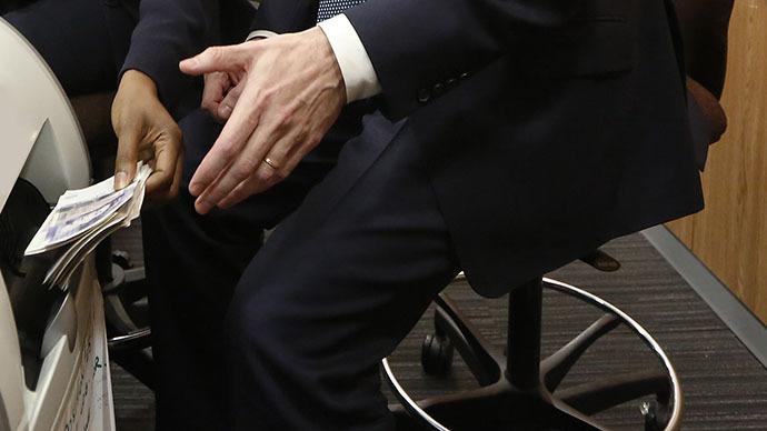 Worldwide corruption on the rise as public trust plummets - report
