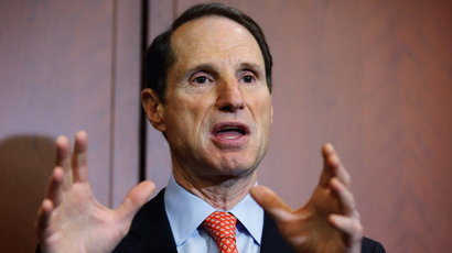 Sen. Ron Wyden (Chip Somodevilla / Getty Images / AFP)