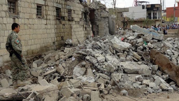 21 December 2013 Iraq attacks