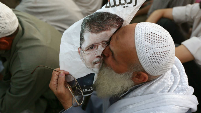Egyptian prosecutors launch criminal investigation against Morsi