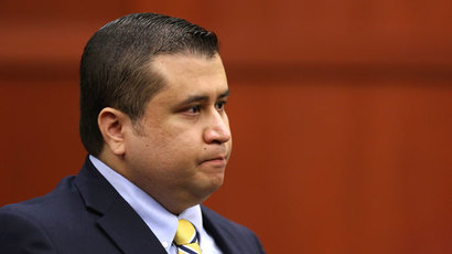 George Zimmerman.(AFP Photo / Joe Burbank-Pool)