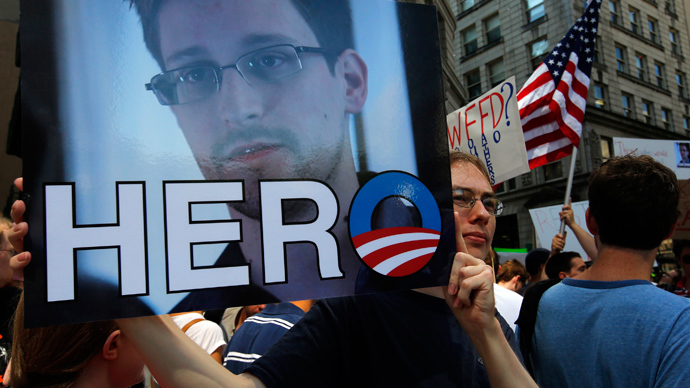 'Heroic effort at great personal cost': Edward Snowden nominated for Nobel Peace Prize