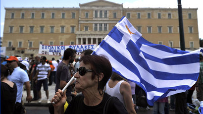 Tragedy in 22 acts: EU delays Greek bailout payment