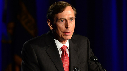 New video exposes NYPD brutalizing students in protest against Petraeus' professorship