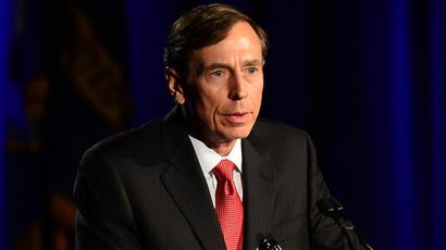 David Petraeus (AFP Photo / Frederic J. Brown)