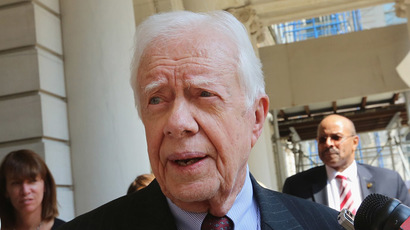 Former U.S. President Jimmy Carter (Mario Tama/Getty Images/AFP)