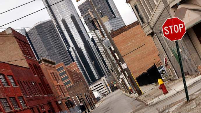 Detroit files for federal bankruptcy, marking largest case in US history