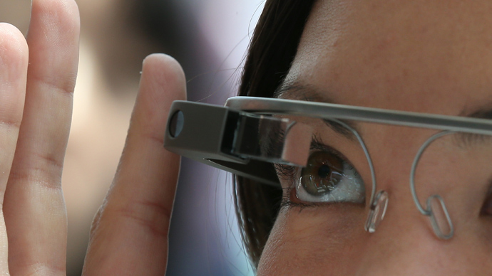 Hackers give Google Glass facial recognition capability