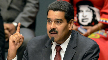 Maduro skips UN attendance due to suspicion of threats against him