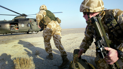 'Baseless rumors': UK denies soldiers mutilated corpses in Iraq battle