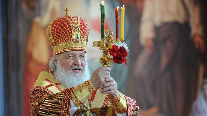 Patriarch of Moscow and All Russia Kirill.(RIA Novosti / Sergey Pyatakov)