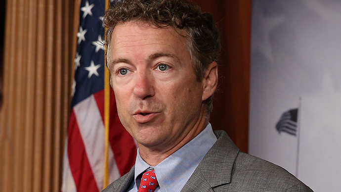 Rand Paul slams Obama's plans for military involvement in Syria