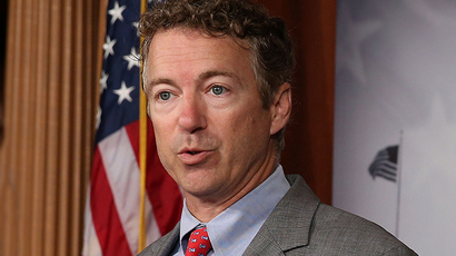 U.S. Sen. Rand Paul (R-KY) (AFP Photo / Mark Wilson)
