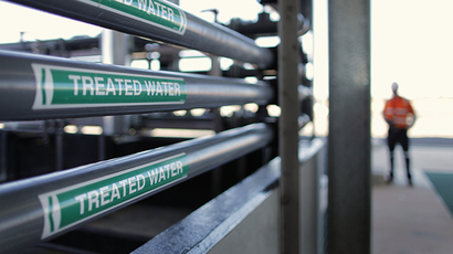 Nestle continues to sell bottled water sourced from California despite record drought