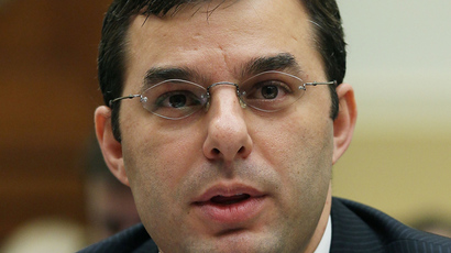 U.S. Rep. Justin Amash (R-MI) (AFP Photo)