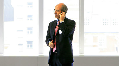 British investor William Browder. (AFP Photo / Odd Andersen)