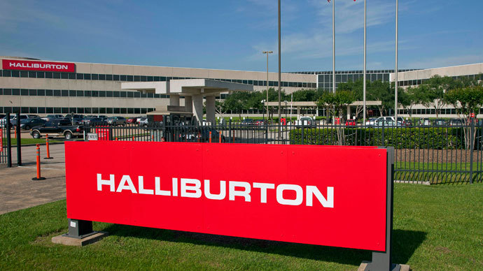 Halliburton to pay $200k fine for destroying evidence in 2010 Gulf oil spill