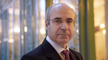 A file photo taken on February 11, 2013 shows Hermitage Capital investment fund CEO William Browder (AFP Photo)