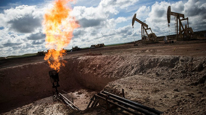 How To Get Natural Gas From The Ground