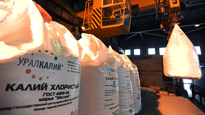 Belarus targets Russian billionaire as 'potash war' intensifies