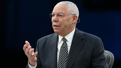 Colin Powell (Justin Sullivan / Getty Images / AFP)