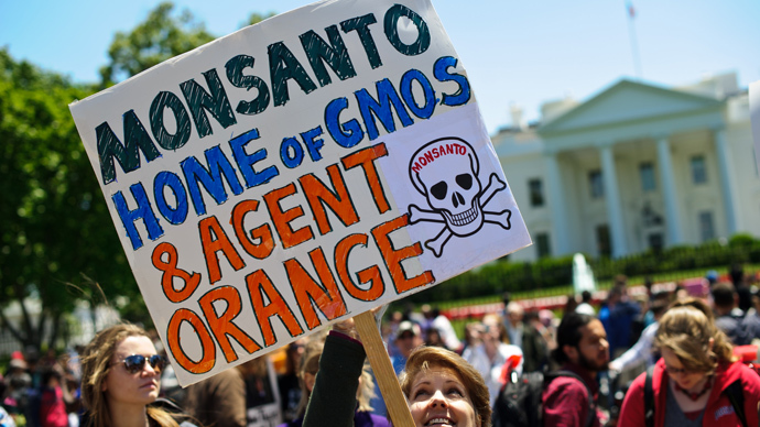 GMO green light? French court overturns ban on Monsanto corn