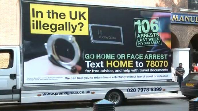 Immigration crackdown: Random raids on illegals incite UK uproar