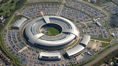 Britain's Government Communications Headquarters (GCHQ) in Cheltenham (Reuters / Crown Copyright / Handout)