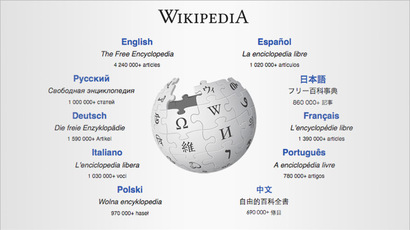 Screenshot from www.wikipedia.org