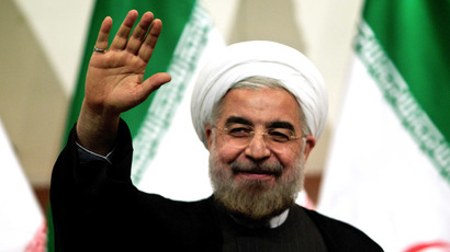 Rouhani becomes Iran's president after spiritual leader's endorsement