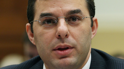 U.S. Rep. Justin Amash (Mark Wilson / Getty Images / AFP)