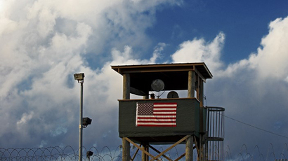 US Detention Center in Guantanamo Bay, Cuba (AFP Photo / Paul J. Richards)