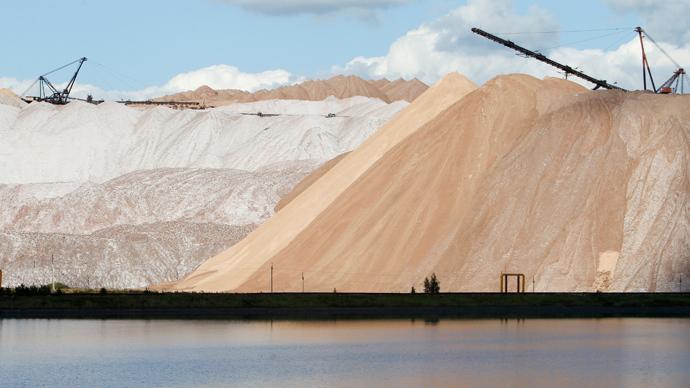 Belarus potash company finds partner in Qatar