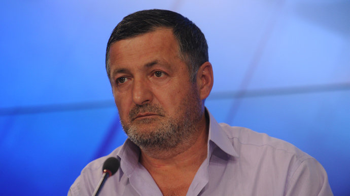 Abdulbaki Todashev, father of Ibragim Todashev (AFP Photo)