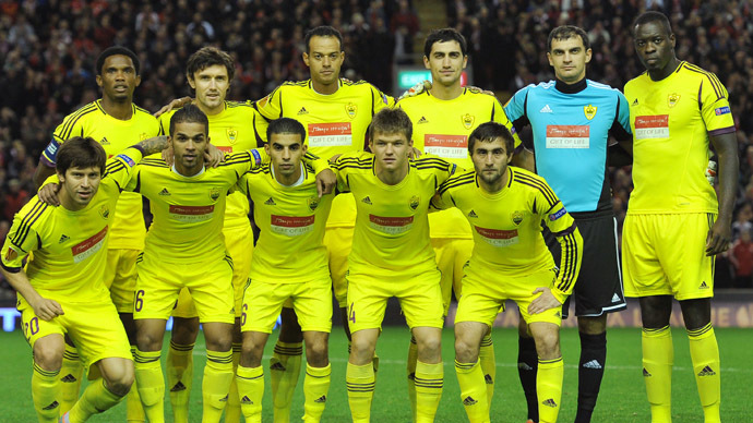 Eto'over? Billionaire Kerimov sells Russia's richest football club Anzhi top players