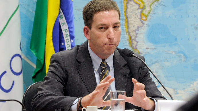 Glenn Greenwald.(AFP Photo / Lia de Paula)