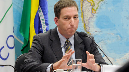 UK detains Greenwald's partner under Terrorism Act, confiscates electronics