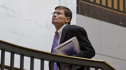 Acting CIA Director Michael Morell (AFP Photo / Mandel Ngan)