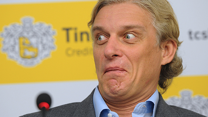 Oleg Tinkov, head of Tinkoff Group (RIA Novosti / Ramil Sitdikov)